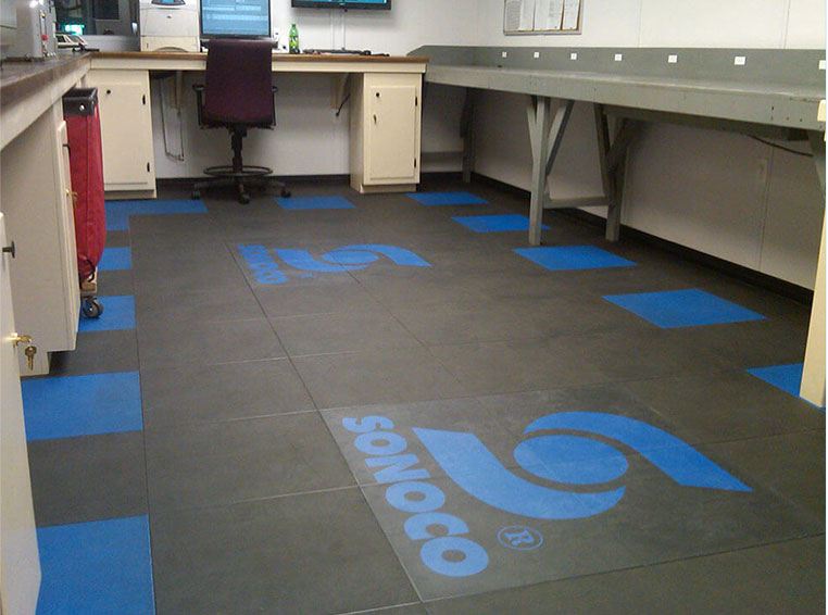 ESD/Anti-Static Flooring